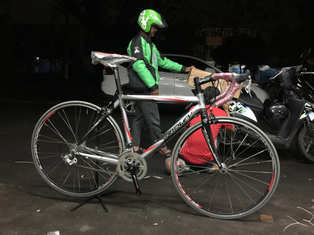 Toko Sepeda Online Majuroyal: Sepeda Balap Ridley