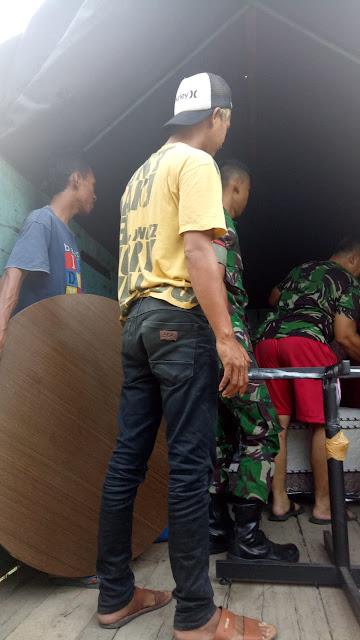 Sewa Truk Semarang ke Tangerang