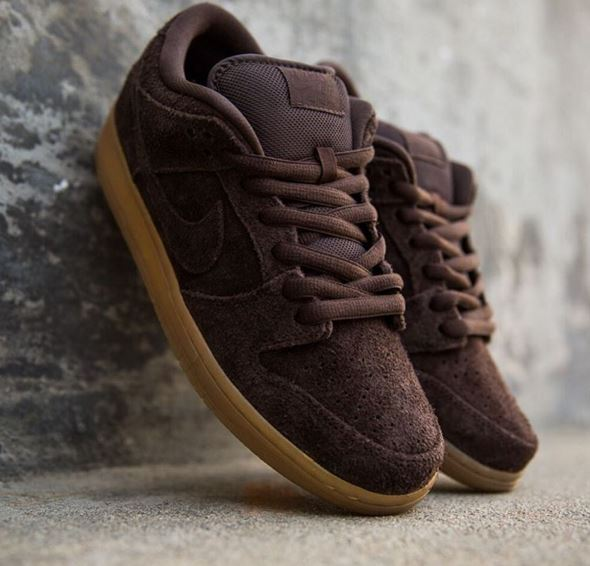 f878658c9ef37b Nike SB Dunk Low Baroque Brown Gum Light Brown