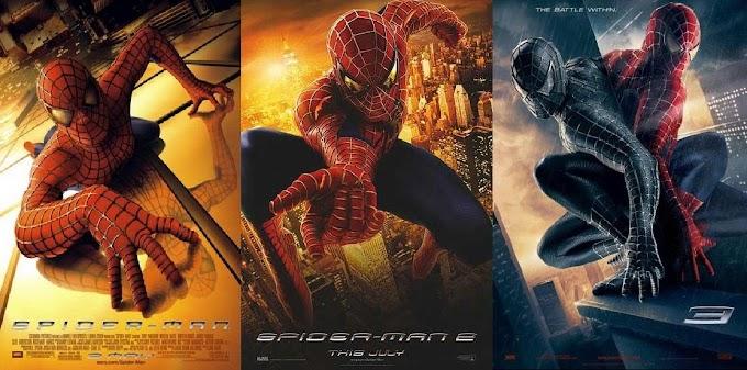 Spider-Man Triology (2002-2007)