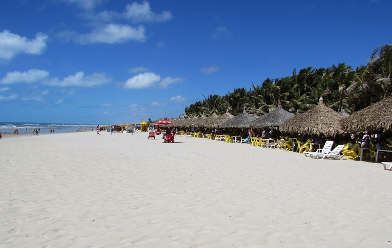 Praias de Fortaleza: Praia do Futuro