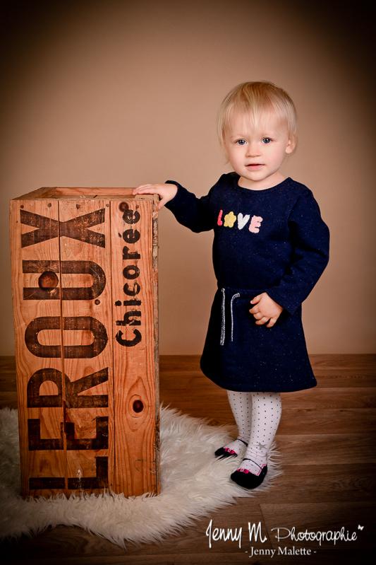 Photographe famille portrait enfant  studio vendée 85