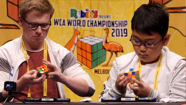 WCA World Championship 2019