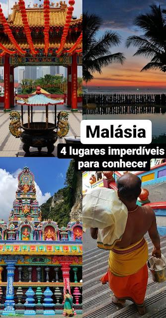 Malásia: 4 lugares incríveis para conhecer e dicas de roteiros