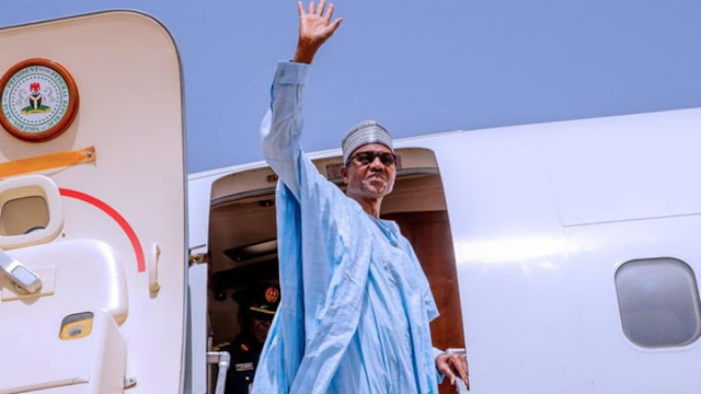 74th UNGA: Buhari jets out of Abuja to New York
