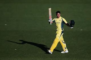 Marcus Stoinis 146* - New Zealand vs Australia 1st ODI 2017 Highlights