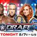 WWE Monday Night Raw 04.10.2021 (WWE Draft - Parte 2)   Vídeos + Resultados