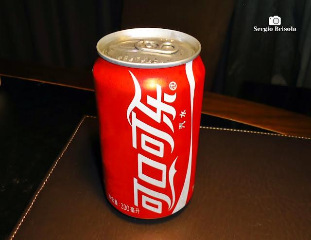 Coke (Coca-Cola) in Shanghai