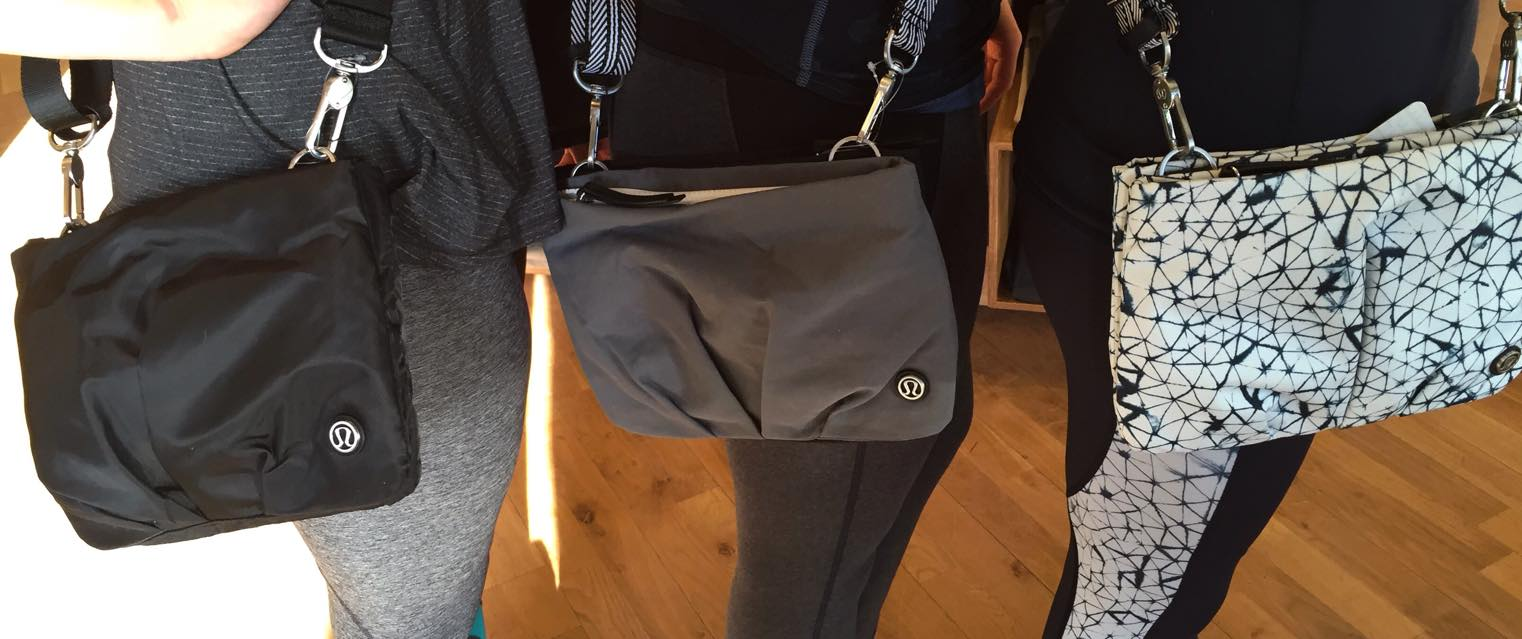 lululemon hip-to-be-free bag