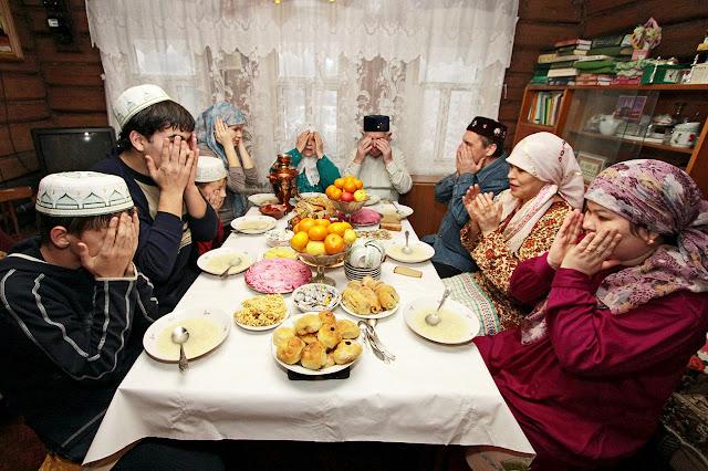 makan sehat saat hari raya Idul Fitri