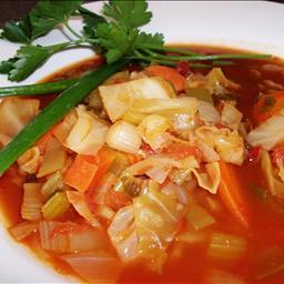 Diet Sup Kubis, Benarkah Bikin Kurus?