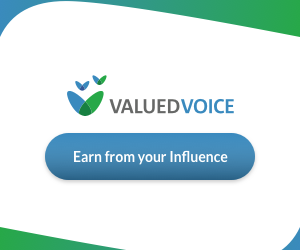 Start Earning on ValuedVoice