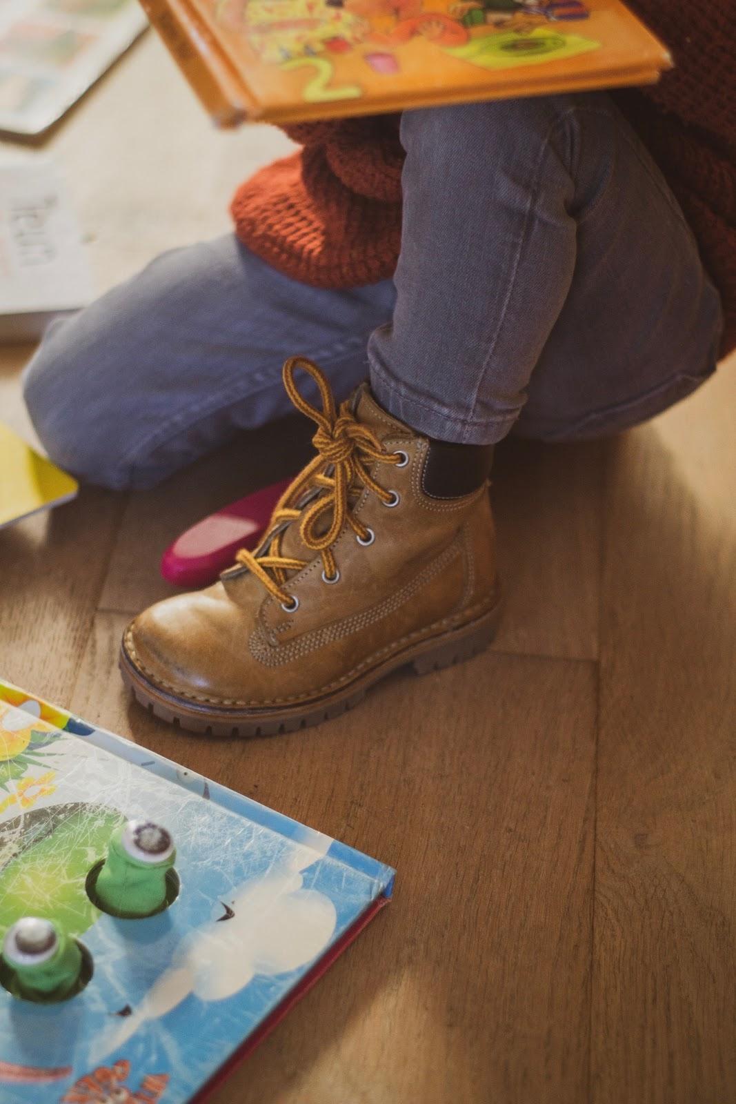 Trzewiki dla dzieci w wieku przedszkolnym – jakie wybrać?