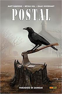 Postal Di Matt Hawkins PDF