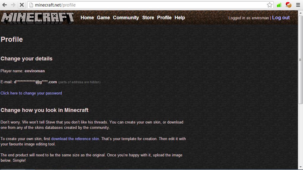 Free Minecraft Premium Account List 2015