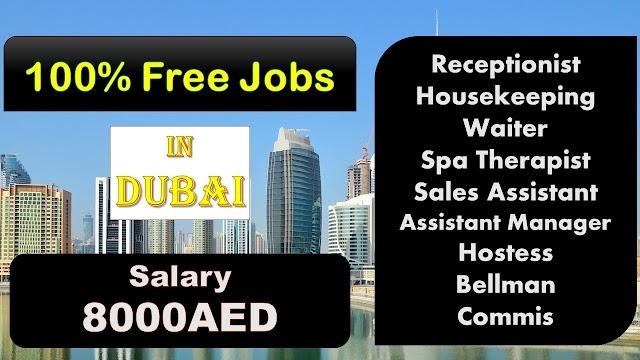Hotel Jobs In Dubai | Hotel Management Salary In Dubai |