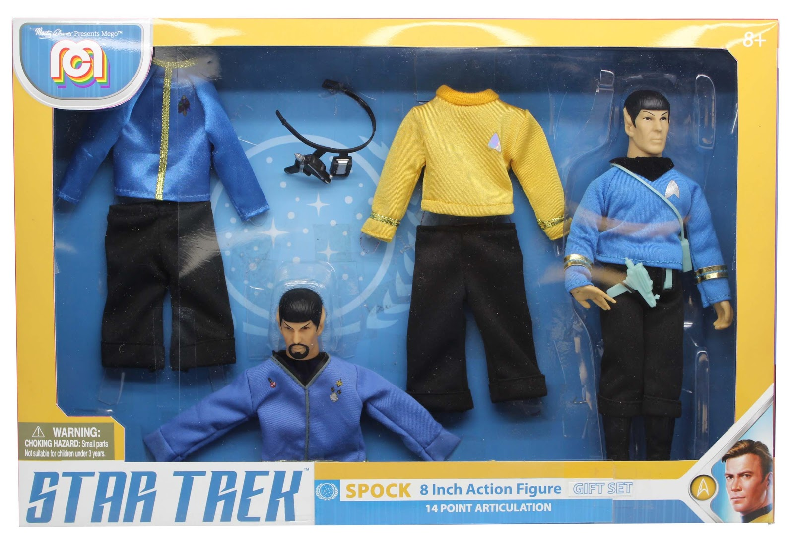 - Star Trek PICARD FIGURE Model Figurine CBS Studios mint boxes gift statue