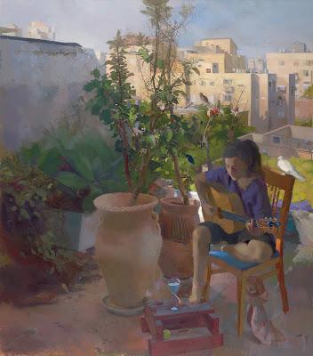 Waltz (2011-2013), Sigal Tsamari