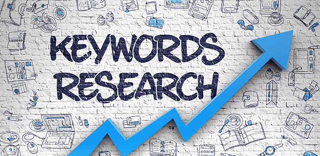 How to find keywords with low competition