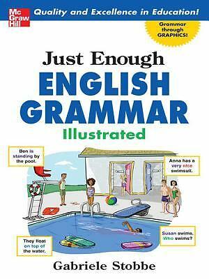 Just Enough English Grammar Illustrated {{PDF}}