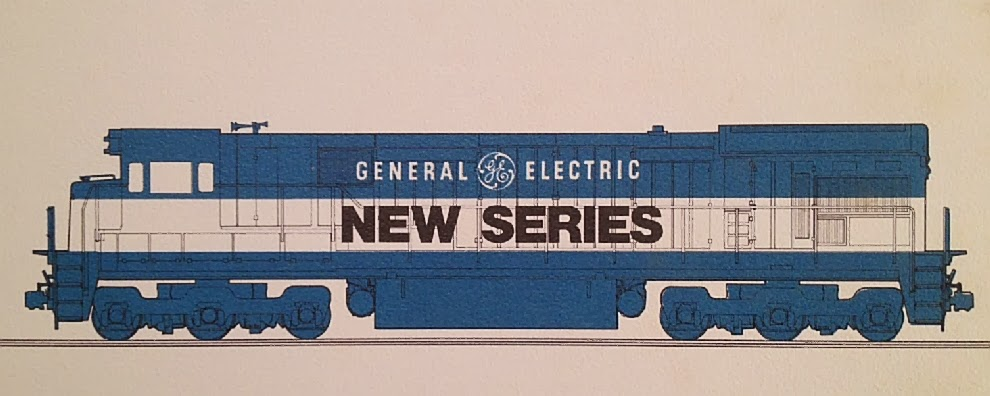 Railroad Locomotives: General Electric's 1977 Series Locomotives