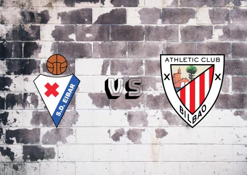 Eibar vs Athletic Club  Resumen