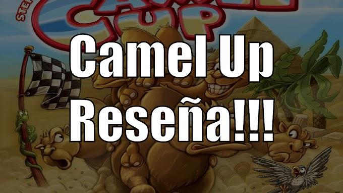 Camel Up El juego de mesa Reseña!!!