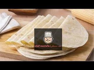 Mexican tortilla bread