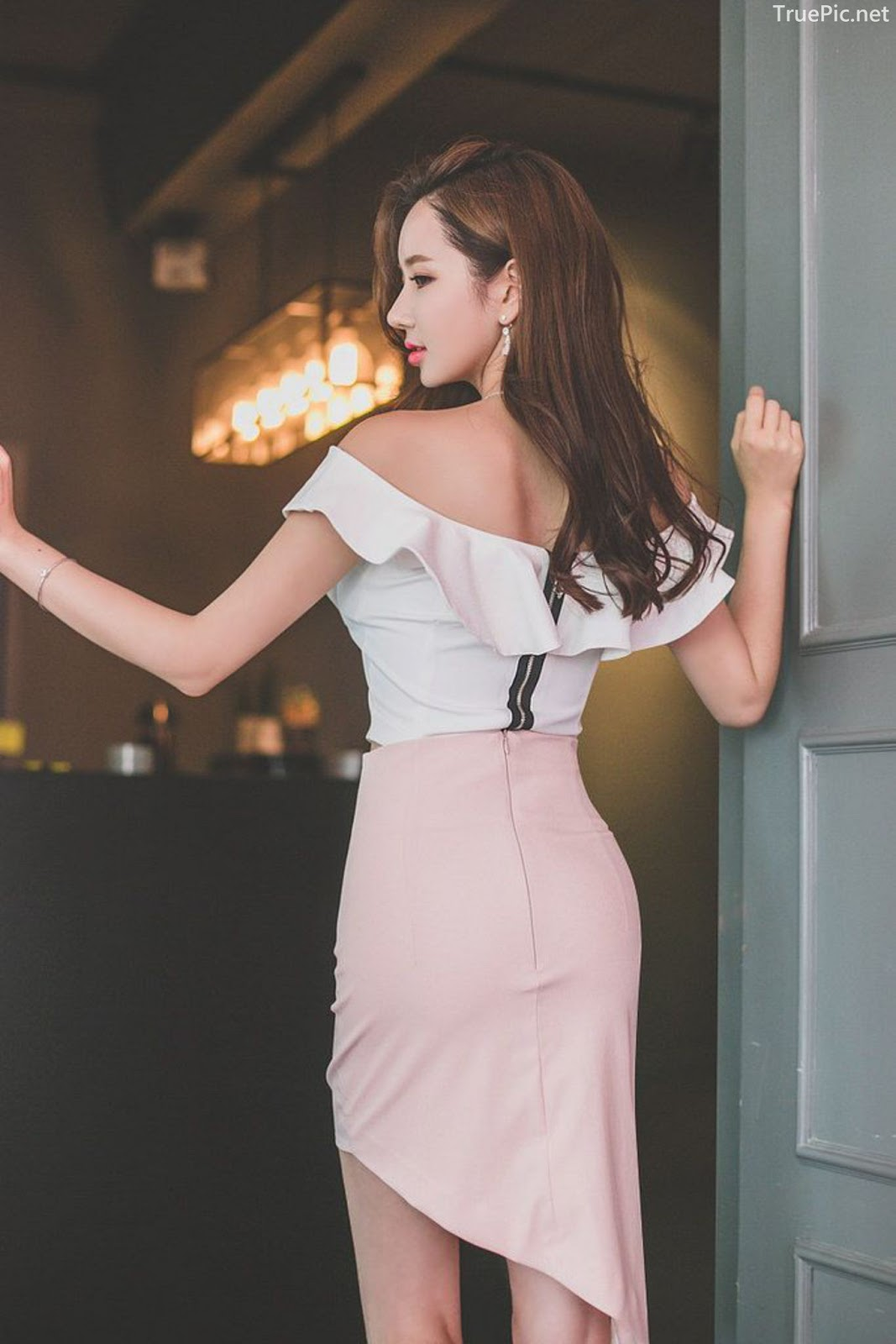 Lee Yeon Jeong - Indoor Photoshoot Collection - Korean fashion model - Part 3 - Picture 9