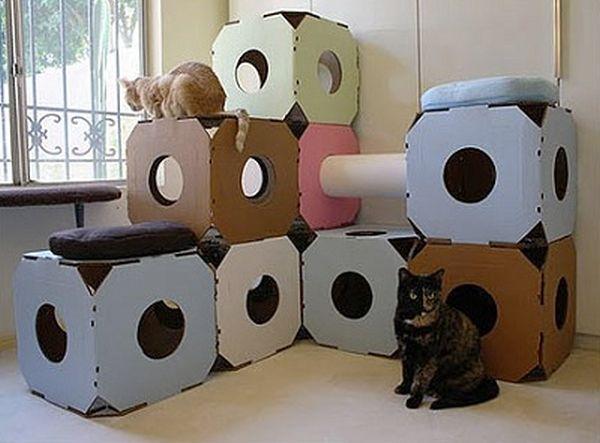 Korang Dah Ada Tak Tempat Tidur Untuk Kucing Kat Sini Aku Tunjukkan Contoh Rekaan Menarik