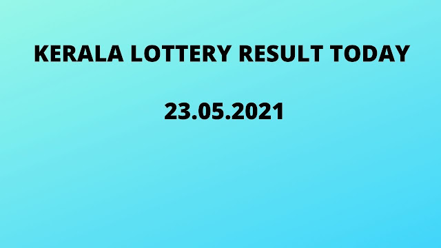 Kerala Lottery Result Today Live 25.03.2021 | Karunya Plus KN 361 Lottery Result