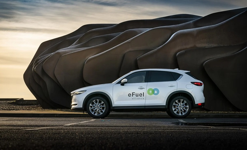 Mazda is first car maker to join the eFuel Alliance