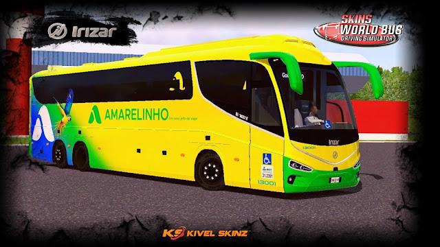 IRIZAR i8 - VIAÇÃO AMARELINHO