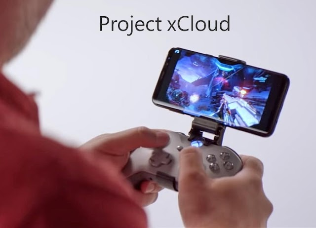 Microsoft plans beta 2019 for Project xCloud is game streaming service