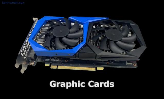 أفضل بطاقات الشاشة في عام 2021 Graphic Cards
