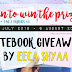 Notebook Giveaway By Eeca Shyaa