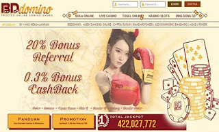 Agen Judi Sakong Online Terpercaya BdDomino.net