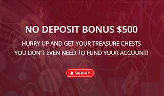 Bonus Forex Tanpa Deposit THELIQUIDITY $500