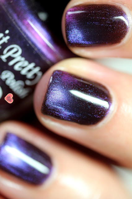 Paint It Pretty Magnetic Moment swatch by Streets Ahead Style
