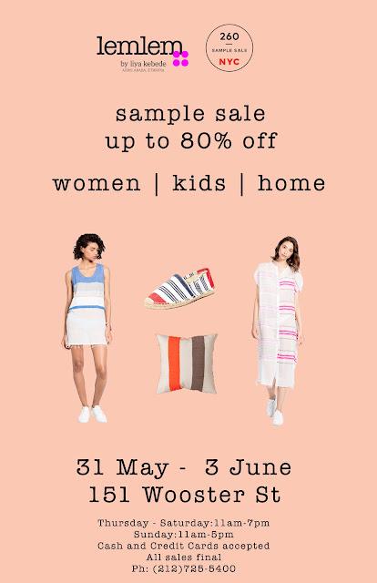 Lemlem sample sale