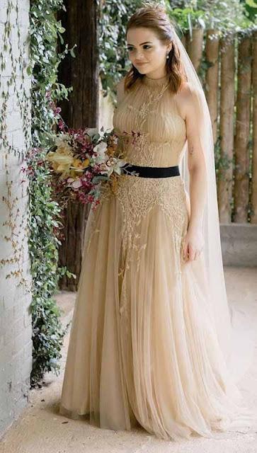 karol pinheiro vestido de noiva