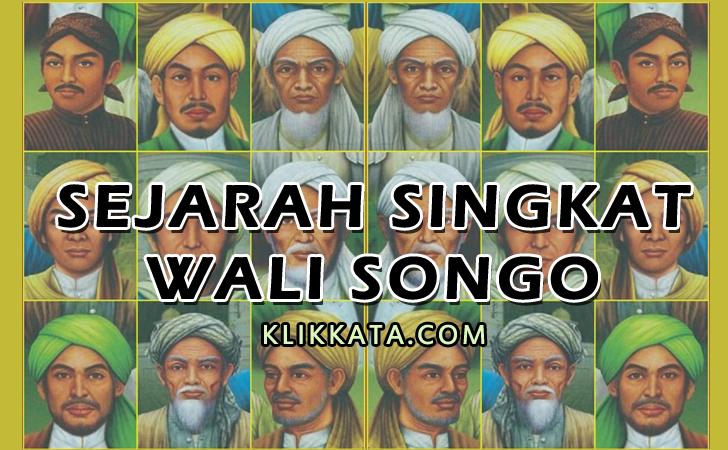 Sejarah Singkat Wali Songo