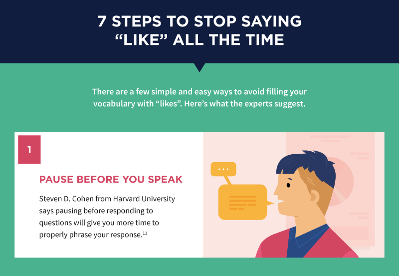 "How to: Stop Saying ""Like"" and Immediately Sound Smarter"