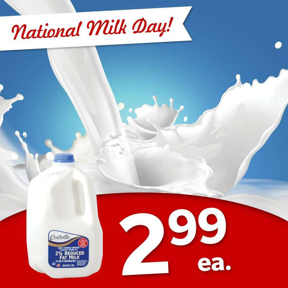 National Milk Day Wishes for Whatsapp