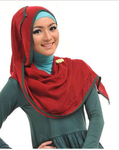 10 Trend Model Jilbab Terbaru Tahun Ini | Jilbab Cantik