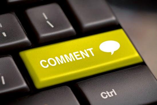 Как писать правильные комментарии на блоге