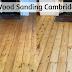 Pine floor sanding Cambridge