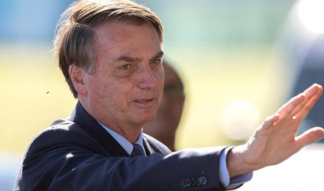 Coronavirus / Brazil: Jair Bolsonaro يقلل من الأزمة ويدلي بتصريحات معادية للمثليين