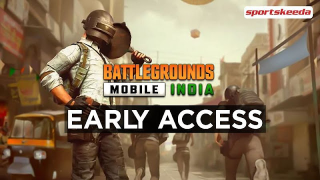 battleground mobile india early access APK or OBB