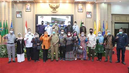 Komite III DPD RI kunker ke Banten
